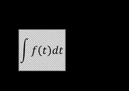積分例(単位sec)